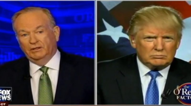 Trump-O'Reilly-Orlando-Shootings